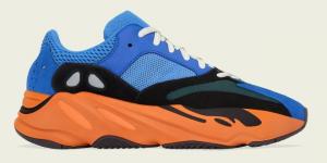 Release datum van de adidas Yeezy Boost 700 - Bright Blue (GZ0541)