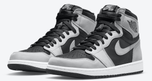 Air Jordan 1 High OG - Shadow 2.0 (555088-035) official photo