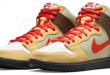 release datum van de Color Skates x Nike SB Dunk High - Kebab and Destroy