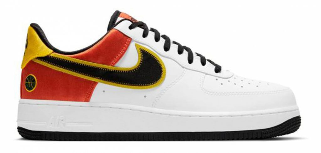 Deel 02 - Nike Air Force 1 - Raygun - Under retail (sneaker)