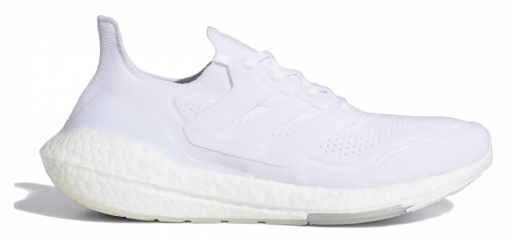 Deel 02 - adidas Ultra Boost 2021 Triple White - Under retail (sneaker)