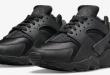 release datum van de Nike Air Hurache - Triple Black (DH4439-001)