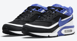 Nike Air Max BW - Persian Violet (DJ6124-001)