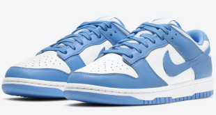 release datum van de Nike Dunk Low - University Blue (UNC) DD1391-102