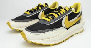 Undercover x Sacai x Nike LDWaffle - Bright Citron (DJ4877-001)