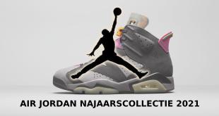 Air Jordan najaarscollectie 2021 – Deel 2