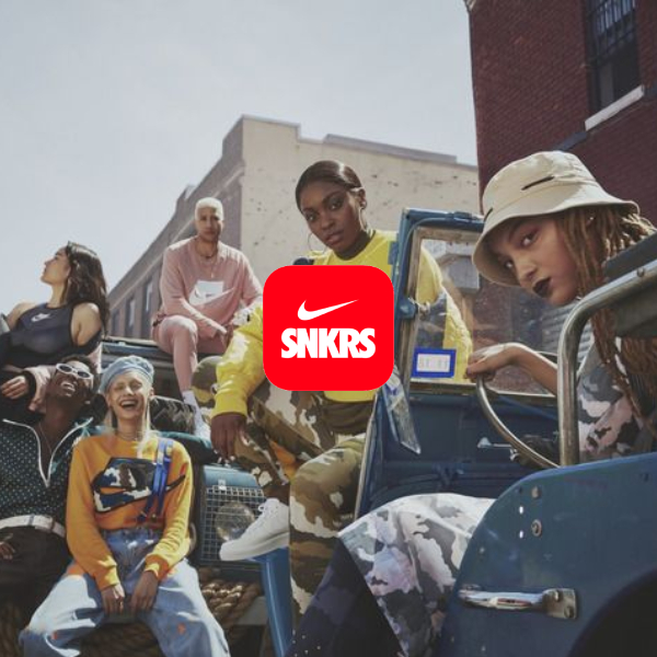 Download de Nike SNKRS App
