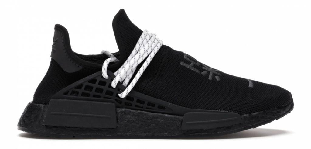 Goedkope sneakers deel 05 - adidas NMD Hu Pharrell Black - Stockx Under retail - sneakers