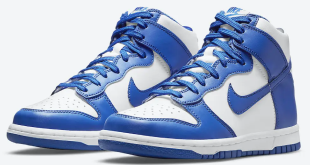 release datum van de Nike Dunk High - 'Game Royal' (DD1399-102)