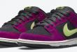 Nike SB Dunk Low ACG - 'Red Plum' (BQ6817-501)