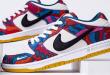 Parra x Nike SB Dunk Low 2021 (DH7695-600)