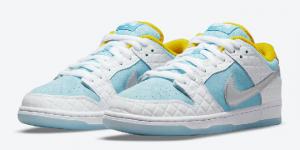 FTC x Nike SB Dunk Low (DH7687-400)