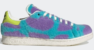 Monsters Inc x adidas Stan Smith - 'Mike & Sulley' (GZ5990)