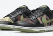 Nike Dunk Low SE - 'Crazy Camo' (DH0957-001)