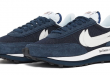 Fragment x Sacai x Nike LDWaffle - 'Blue Void' (DH2684-400)