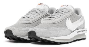 Fragment x Sacai x Nike LDWaffle - 'Wolf Grey' (DH2684-001)