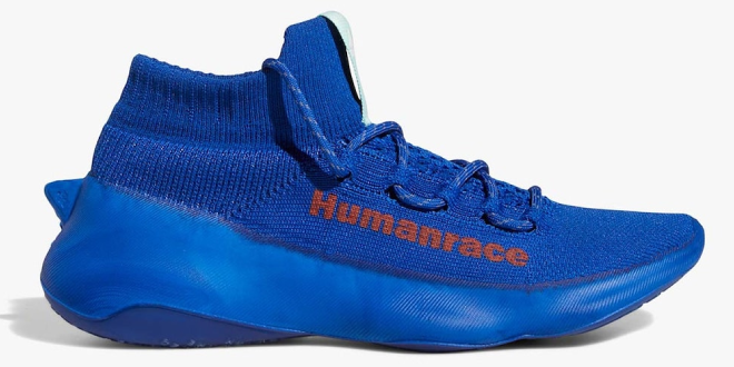 Pharrell x adidas Humanrace Sichona - 'Royal Blue' (GW4880)