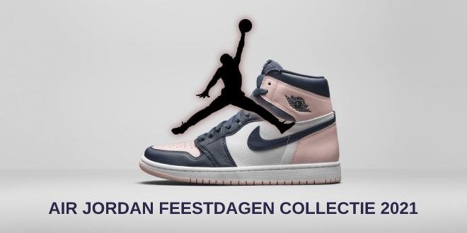 Air Jordan feestdagencollectie 2021 – Deel 1