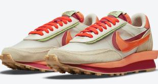 Clot x Sacai x Nike LDWaffle (DH1347-100) v2