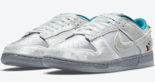 Nike Dunk Low - 'Ice' (DO2326-001)