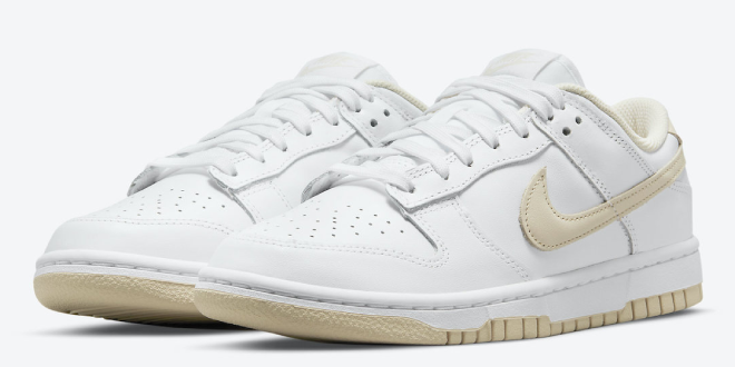 Nike Dunk Low - 'Pearl White' (DD1503-110)