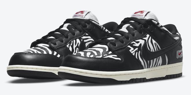 Quartersnacks x Nike SB Dunk Low (DM3510-001)