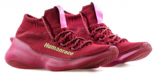 adidas Humanrace Sičhona - Burgundy (GW4879)