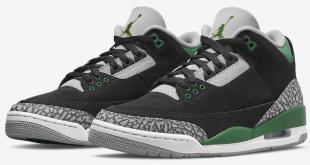 Air Jordan 3 - 'Pine Green' (CT8532-030)