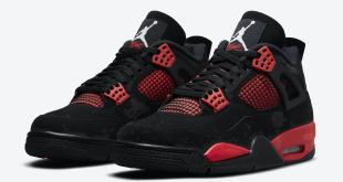 Air Jordan 4 - 'Red Thunder' (CT8527-016)