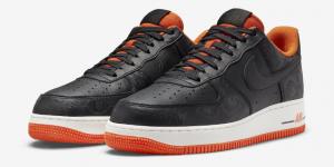 Nike Air Force 1 Low - 'Halloween 21' (DC8891-001)