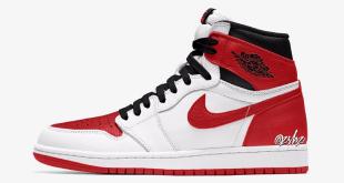 Sneaker Preview Air Jordan 1 High OG - 'Heritage'