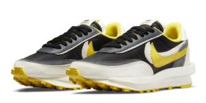 Undercover x Sacai x Nike LDWaffle - 'Bright Citron' (DJ4877-001)