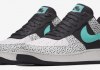 Nike By You - Air Force 1 (Safari) - elephant