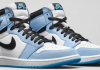 Release datum: Air Jordan 1 High OG - University Blue (555088-134)