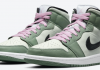 Release datum van de Air Jordan 1 Mid SE - Dutch Green (CZ0774-300)